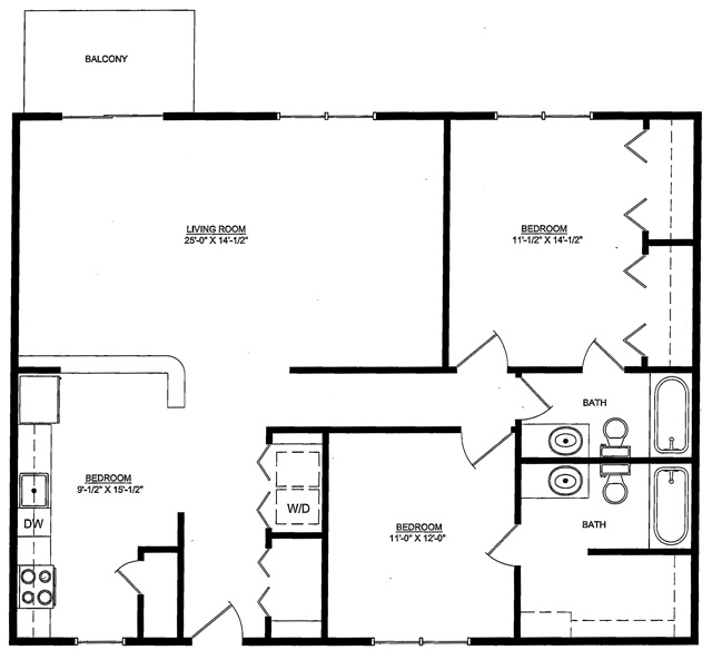Gatehouse Apartments: The Feil Organization Southern